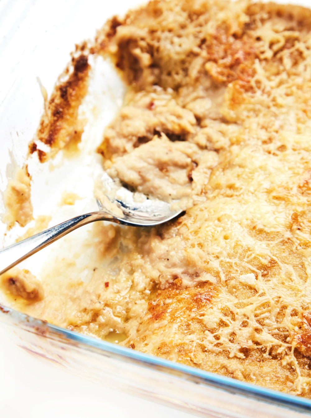 Graten with Tuna and White Beans easy to make step-by-step recipe