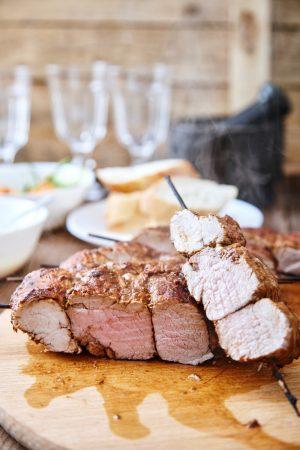 Пошаговый рецепт простой свиной вырезки в техасском стиле