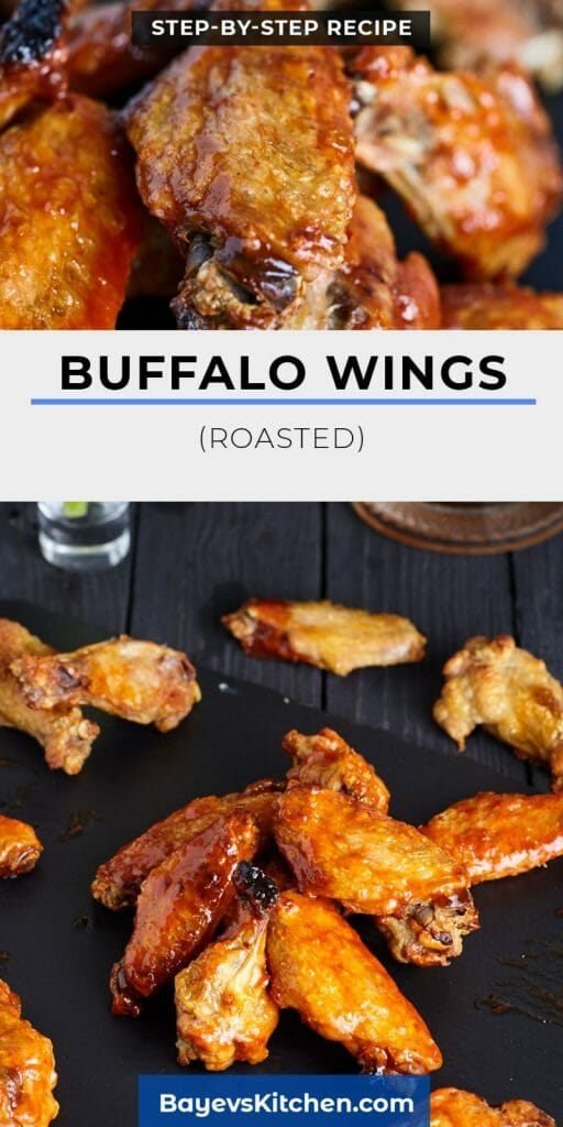 Crunchy and easy to cook buffalo wings recipe. Today we have one more dish for hot lovers - Buffalo wings. As you can figure from the name, this dish's from Buffalo city, state New York. According to one version, for the first time, it was cooked in the Anchor Bar in 1964. The hostess was looking for a fast and easy-to-prepare snack, she could offer her clients.