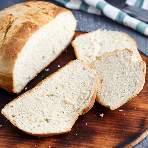Homemade Bread in One Hour easy to make step-by-step recipe