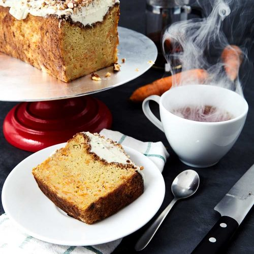 Carrot Pie with Mascarpone and Lime Icing easy to make step-by-step recipe