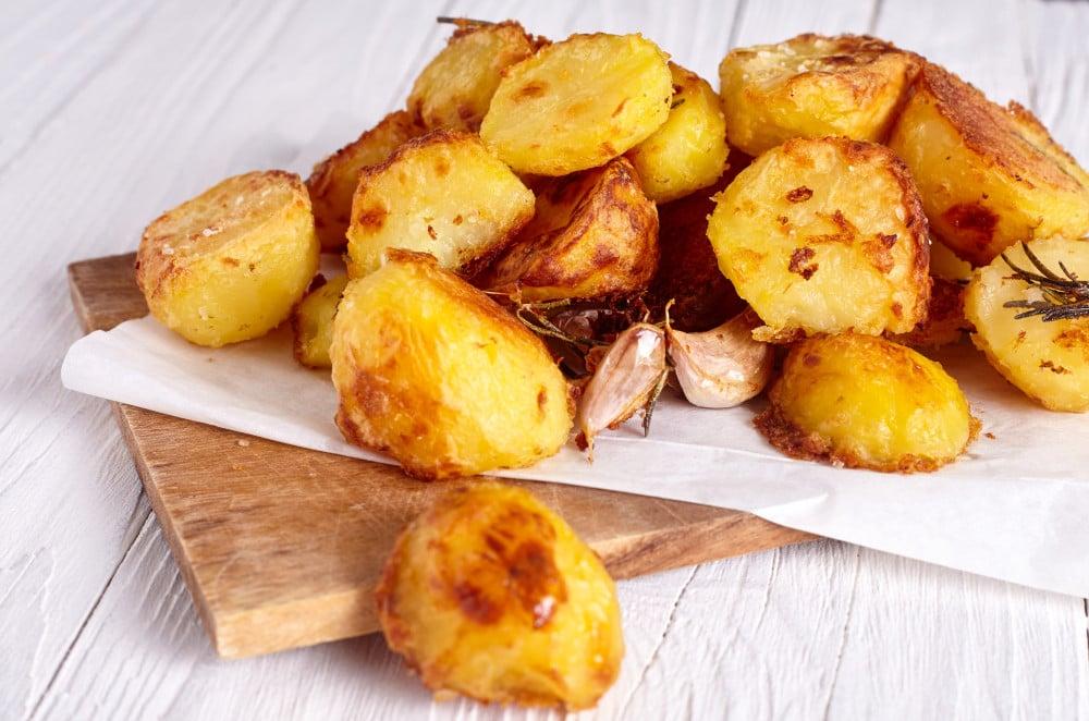 Serve perfect baked potato