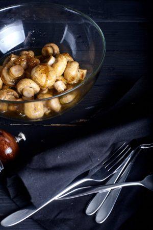 Пошаговый рецепт простых маринованных шампиньонов от Гордона Рамзи