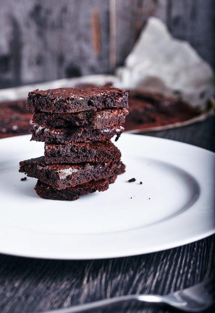 Брауни из Какао Порошка (Без шоколада) Пошаговый рецепт с фото| Bayev's Kitchen