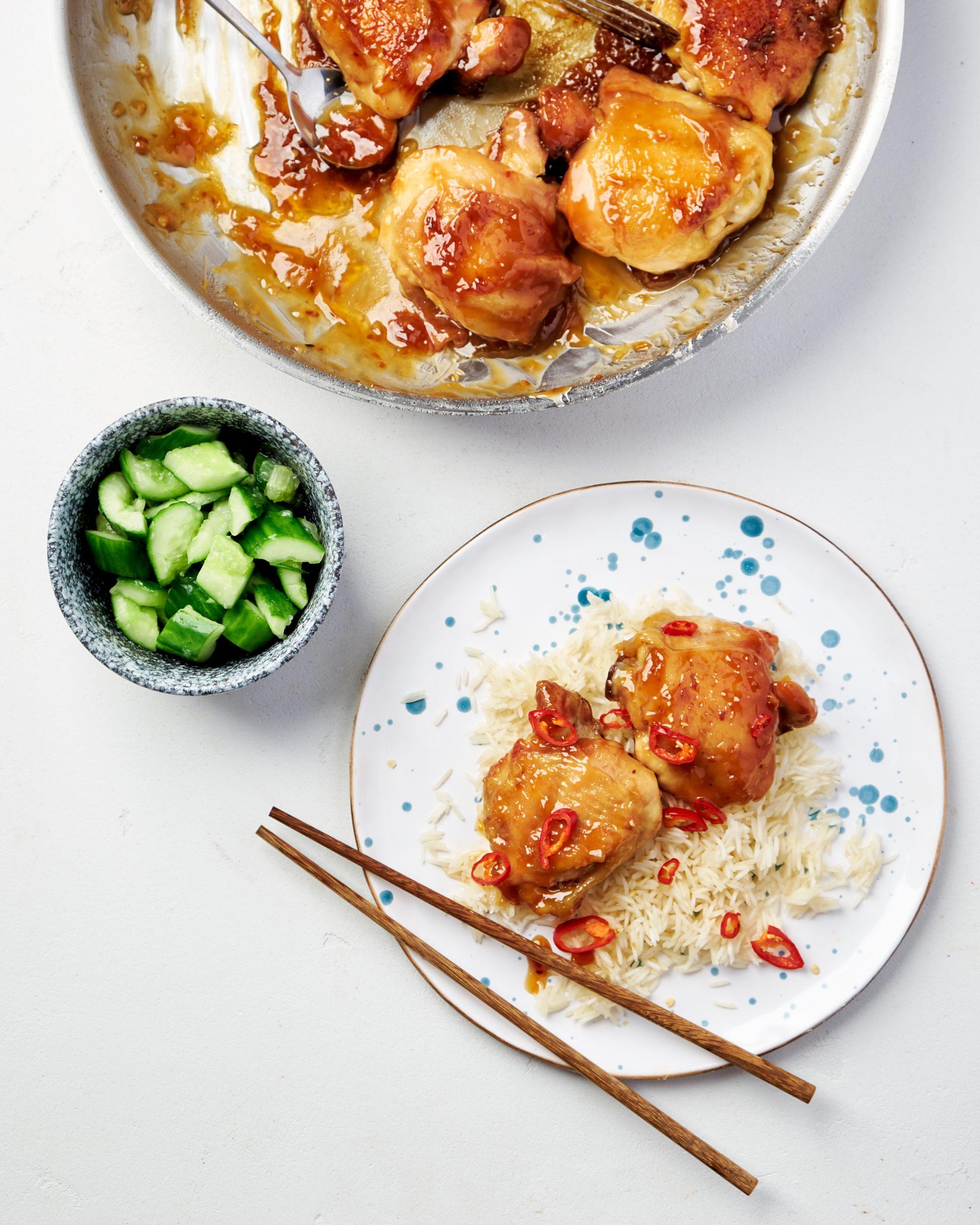 Карамельная Курица по-ветнамски список ингредиентов для приготовления