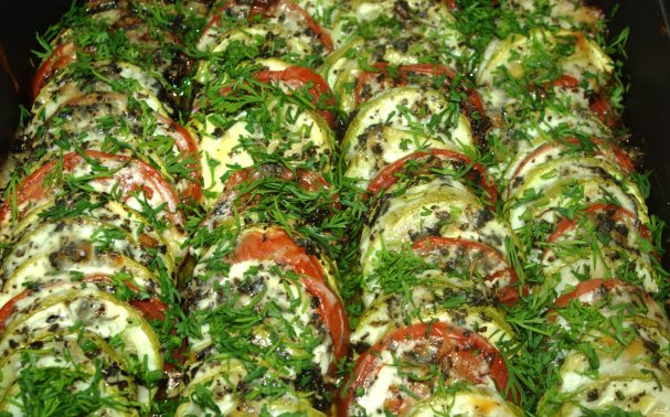 #25 Кабачки по-провансальски - Рецепт от Povar |30+ рецептов из кабачков