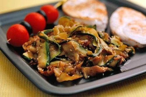 #27 Лапша из цуккини - Рецепт от Tvcook |30+ рецептов из кабачков