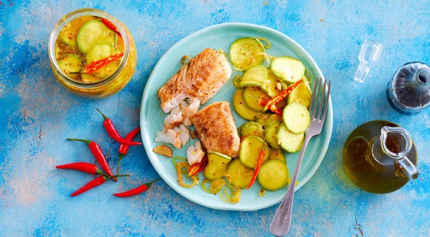 #8 Маринованные кабачки - Рецепт от Gastronom |30+ рецептов из кабачков