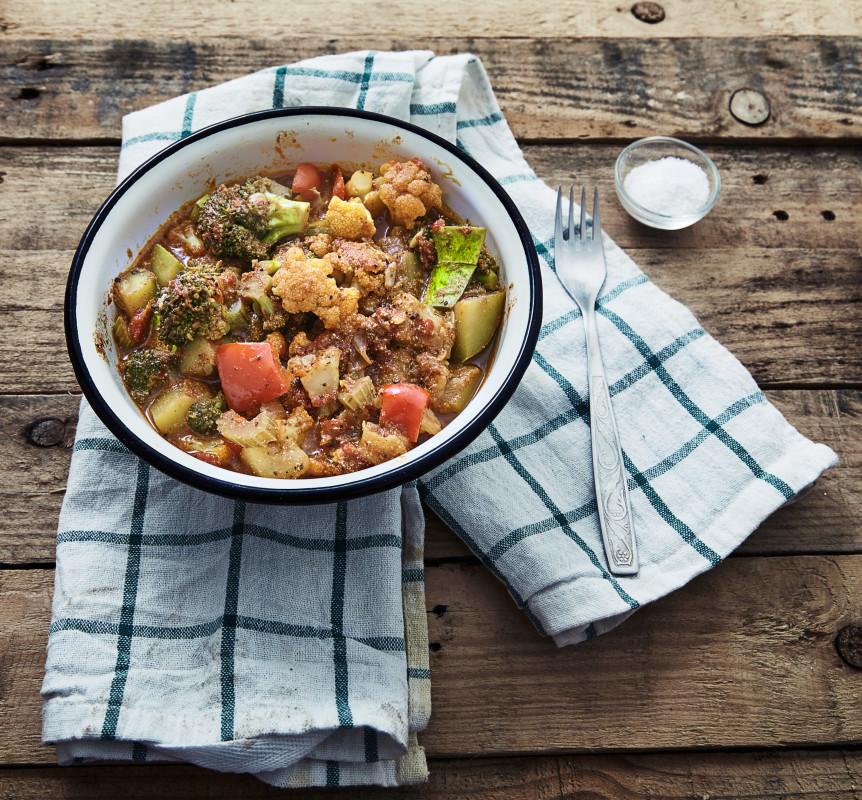#16 Овощное карри от Гордона Рамзи - Рецепт от Bayevskitchen |30+ рецептов из кабачков