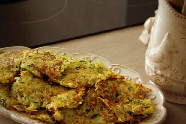 #6 Классические оладьи из кабачков - Рецепт от Eda|30+ рецептов из кабачков