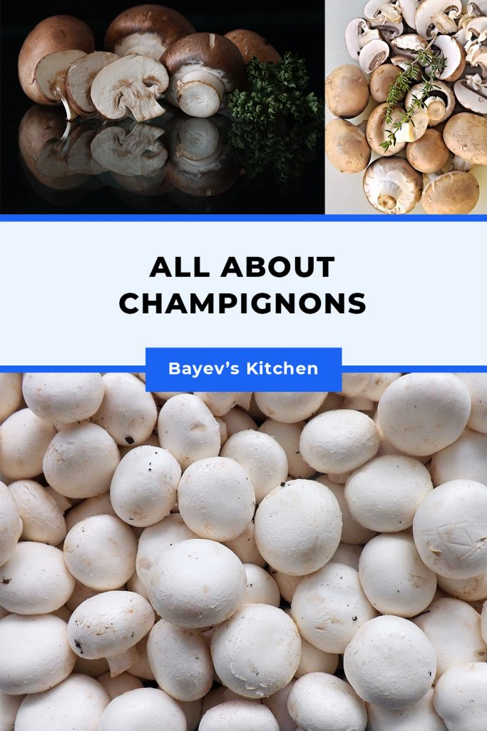 All about champignons