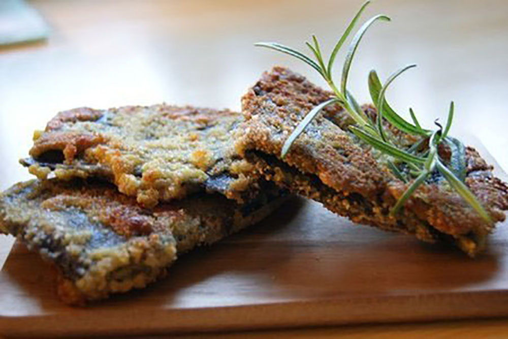 #17 Red cabbage schnitzels - Koolinar's recipe - - 23 red cabbage recipe ideas