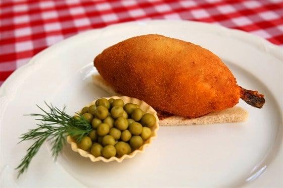 #24 Chicken Kiev-style cutlet.  Eda's recipe | 30 chicken fillet recipe ideas