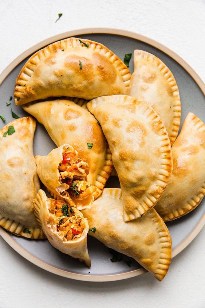 #28 Chicken empanadas. Themodernproper's recipe | 30 chicken fillet recipe ideas