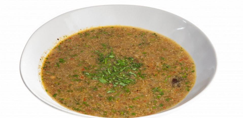 #9 Real kharcho - Eda's recipe | 12 garlic recipe ideas