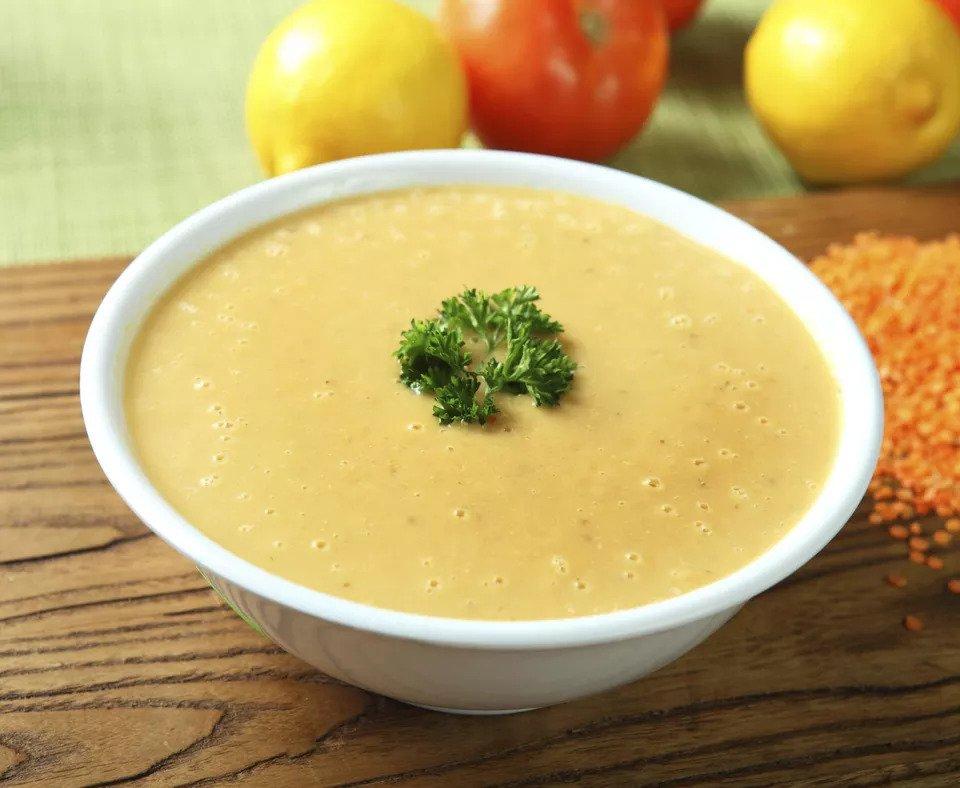#6 Vegetable garlic soup Thespruceeats's recipe | 12 garlic recipe ideas