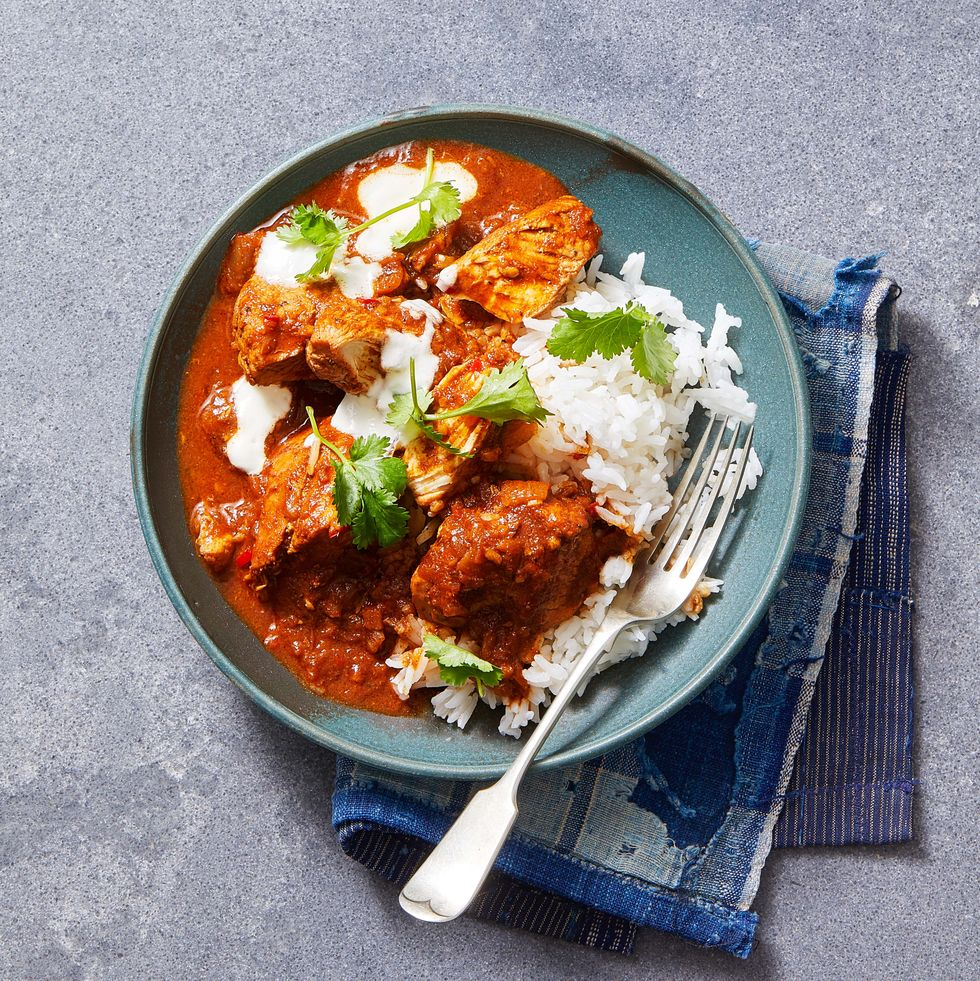 #20 Traditional chicken curry. Goodhousekeeping's recipe | 30 chicken fillet recipe ideas