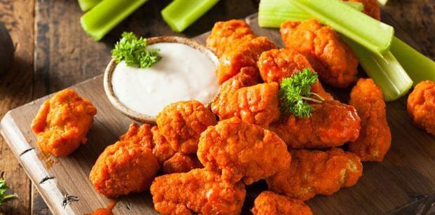 #4 Crispy chicken sliders with honey. Food.ndtv's recipe | 30 chicken fillet recipe ideas