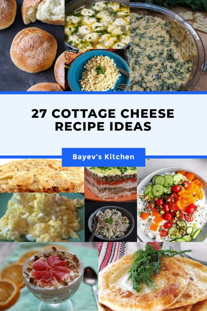 27 Cheese Recipe Ideas