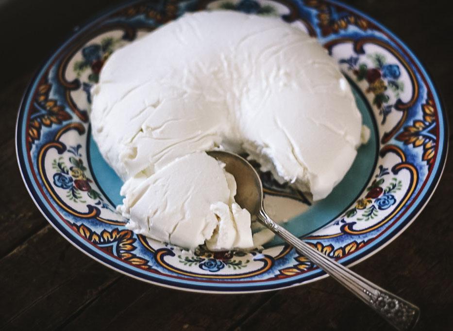 #31 Безлактозный сыр из кефира