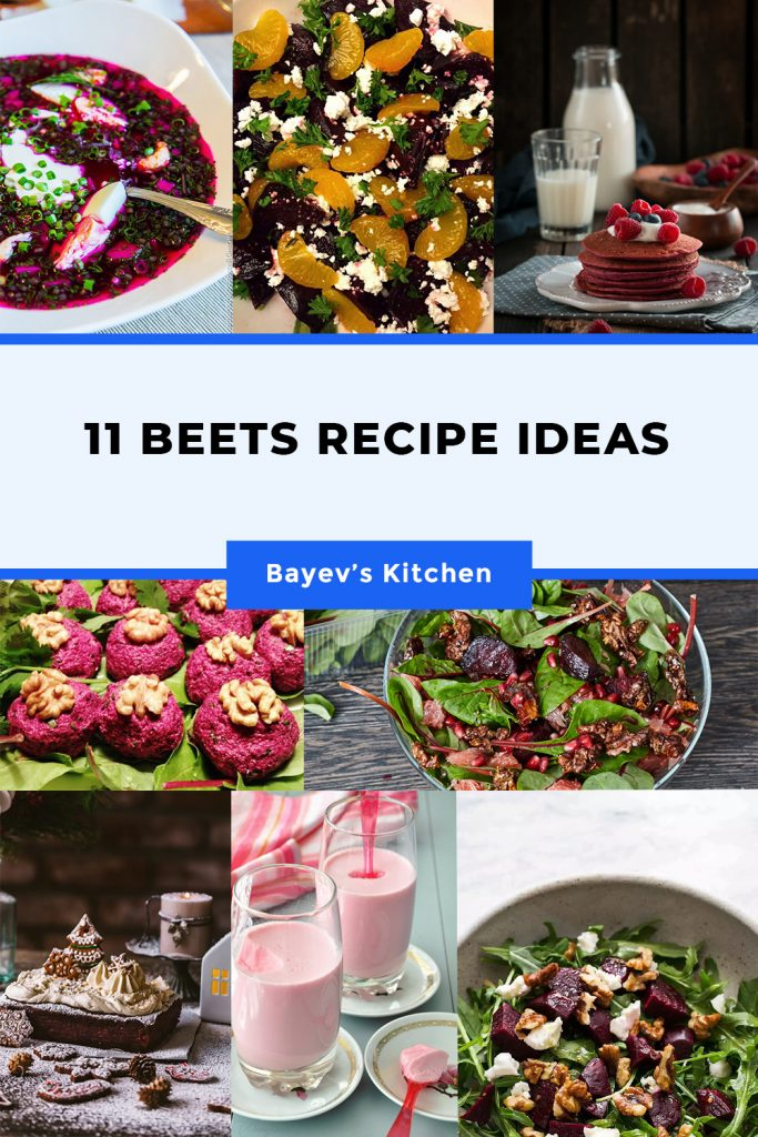 11 beets recipe ideas